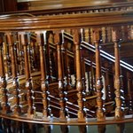 incredibly detailed staircase
