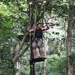 Tree Top Adventure Park Krabi Photo