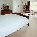 Hayloft bedroom (en suite)