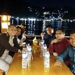 Foto Duta Cafe Lesehan Atas Laut