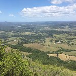 Area photo from the top of Mount Cooroy