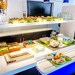 Petit-déjeuner buffet de 5h à 10h30