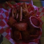 Mister B's Restaurant & Tavern: Fried shrimp