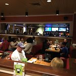 Chili's - booths
