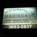 Fotografia de Restaurante Mariana