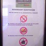 Foto di Rosemount Hotel