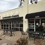 Livingston Bagel - from outside