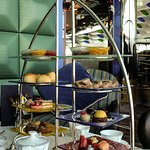Afternoon tea @ the Skyview Bar