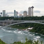 View from Niagara Falls State Park