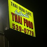 The owners are Thai, so depsite being in the middle of Colorado, it is authentic Thai food!