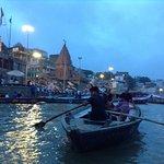 Dawn on the Ganga