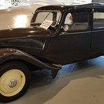 Traction Avant 1934 Citroën design Flaminio Bertoni