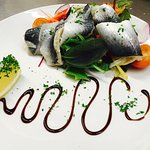 Delicious Roll Mop Herring