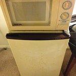 Fridge & Microwave