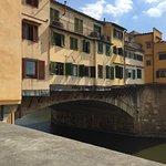 "Famous ""Old Bridge - Ponte Vecchio"" Florence, Italy"