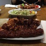 Excellent mixed grill and Turkish tea !! Nice chilli sauce and starters.