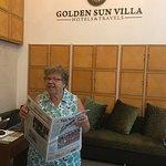 Golden Sun Villa Hotel Foto