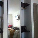 el armario con la caja de seguridad