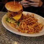 Badass burger(theit name, not mine)