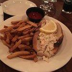 Victoire - my lobster & crab sandwich