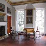 Nathaniel Russell House - Front Drawing Room