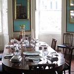 Nathaniel Russell House - Dining Room