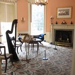 Nathaniel Russell House - Oval Drawing Room