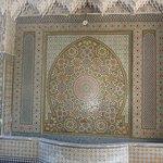 Mosaiced gangway