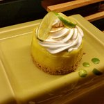 Lemon pie at ernesto!