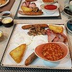 Breakfast at Marr Grange Cafe