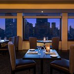 This favorite steakhouse in downtown San Francisco, offers diners a romantic spot for dinner.