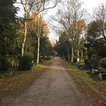 Melaten-Friedhof Foto