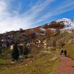 camino al pueblucu