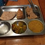 Stumbled across this during our city break. Recommended it. Indian food cooked by an Indian lady