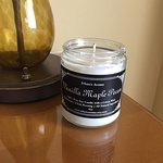 Ethan's aroma Soy Candle
