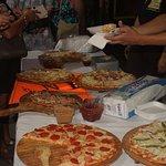 Muy ricas pizzas, las mejores
