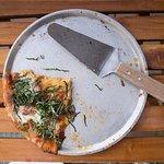 Pizza Madrileña, una muy buena opción. Deliciosa