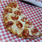 1/2 Pepperoni Pizza