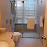 Room 1107, bathroom number 2
