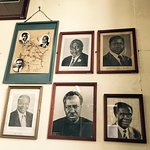 The presidents of East Africa