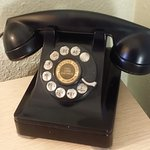 functional rotary phone