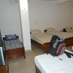 inside dormitory