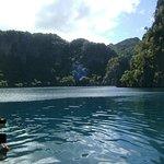 Barracuda Lake Foto