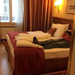 Foto de Austria Trend Hotel Astoria Wien