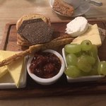Superb cheeseboard