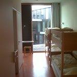 Habitación muy luminosa y comoda