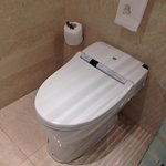 Here is Toto, the Japanese toilet!