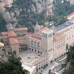 Photo de Monasterio de San Benito de Montserrat