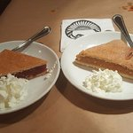 Pueblo Pies for dessert-Cherry and Pumpkin