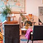 Living room Hostel Ani&Haakien